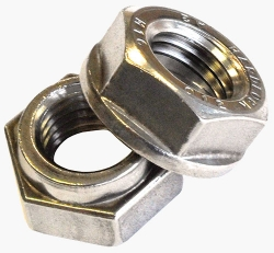 Flanged Hardlock Nut